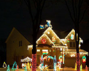 Ride along in a luxurious fleet with your loved ones to enjoy the festive lights in the surrounding neighborhoods!